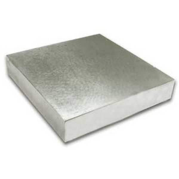 Beadsmith Steel Bench Block 4x4x 5 Inches The Bead Shop