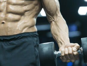 3 ways to gain more muscle mass