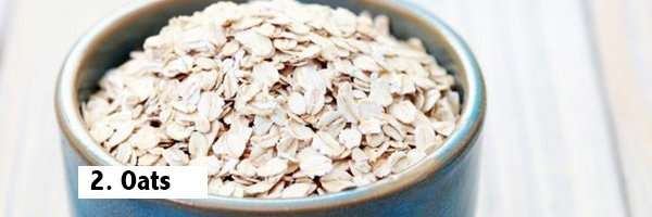 oats-best-fat-burning-foods
