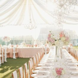 Stil svadby glamour dekor (4)