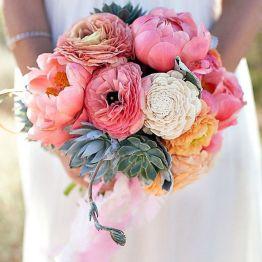 Stil svadby romantichnyi  buket nevesty (132)