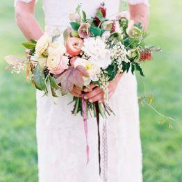 Stil svadby romantichnyi  buket nevesty (21)