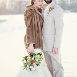 Svadba zimoi - obraz nevesty (72)