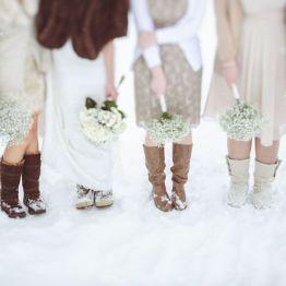 Svadba zimoi - podrugki nevesty (22)