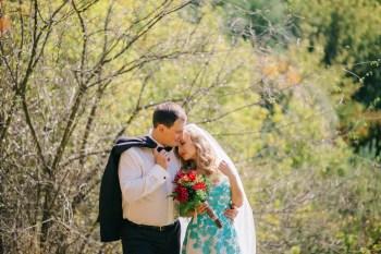 Лучший день осени: свадьба Арсена и Анны