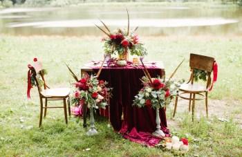 Винный вкус богемного шика: свадьба Михаила и Светланы
