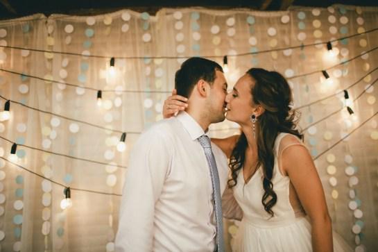 Одно дыхание на двоих: свадьба Михаила и Оксаны