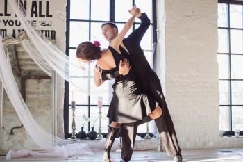 В вихре танго: love-story Михаила и Анастасии