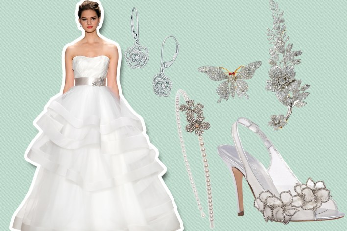 О чем на самом деле думает невеста в свадебном салоне?