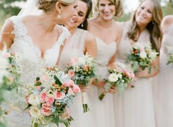11 трендов в образах подружек невесты