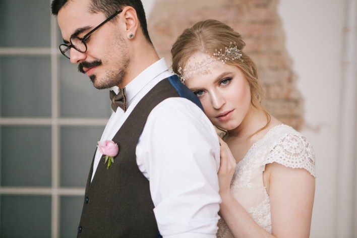 Романтика весны: love-story Александра и Александры