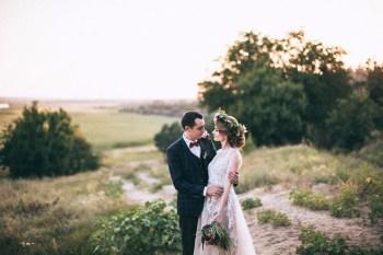 Ловцы любви: свадьба Яны и Алексея