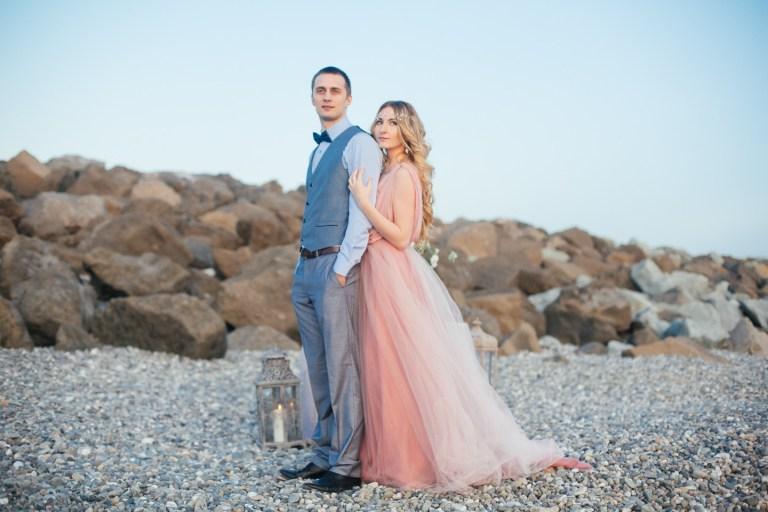 Дыхание ветра: стилизованная фотосессия Светланы и Дениса