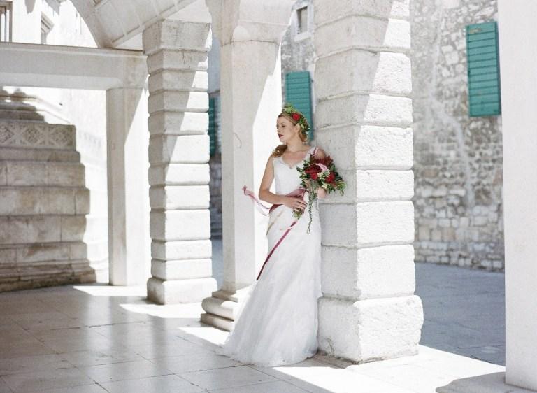Жемчужина Хорватии: стилизованная фотосессия