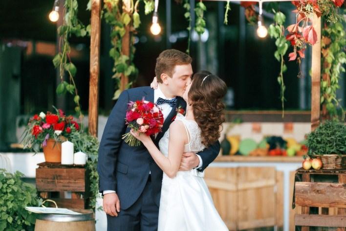 Грузинские мотивы: свадьба Андрея и Теоны