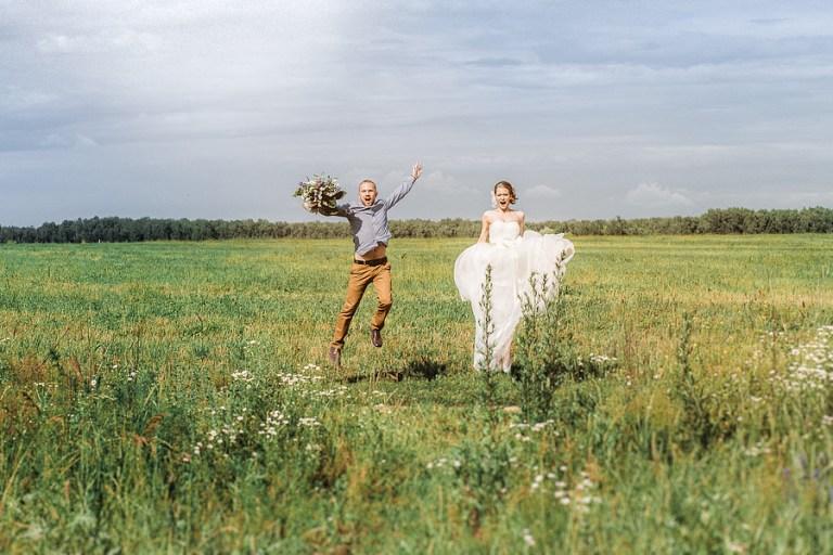 25 свадебных фотографий, которые заряжают хорошим настроением