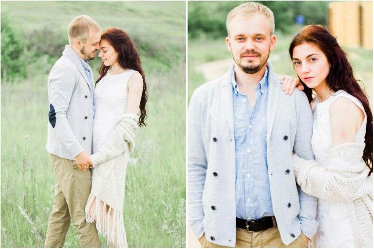 Нежный запах ветра: love-story Юлии и Сергея