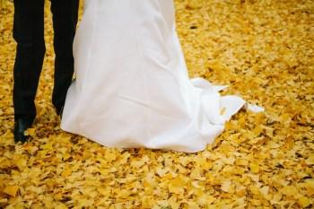 30 «за» осеннюю свадьбу