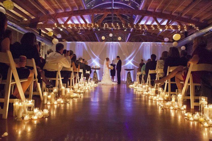 Зимняя свадьба: какой декор создаст атмосферу сказки?