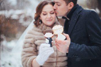 Сказка о любви: свадьба Кати и Ромы
