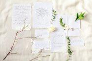 Нежные краски весны: стилизованная фотосессия