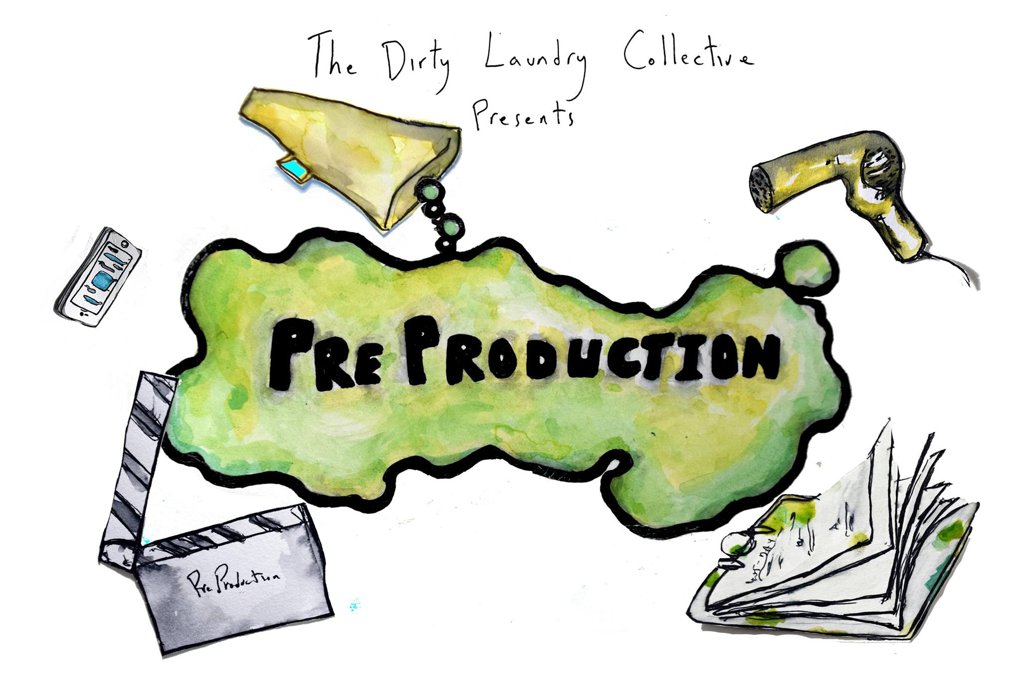 """""""Pre-Production: The Webseries"""" starring everyone in The Captains of Industry Launches"""