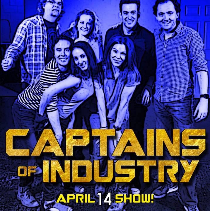 April 14th Show