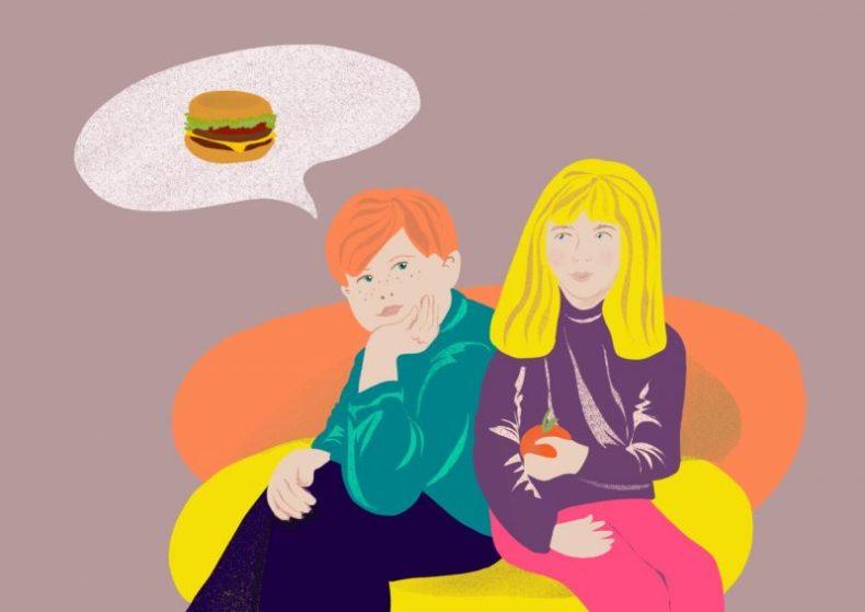 Вегетарианец с рождения: могут ли дети обойтись без мяса. Изображение номер 2