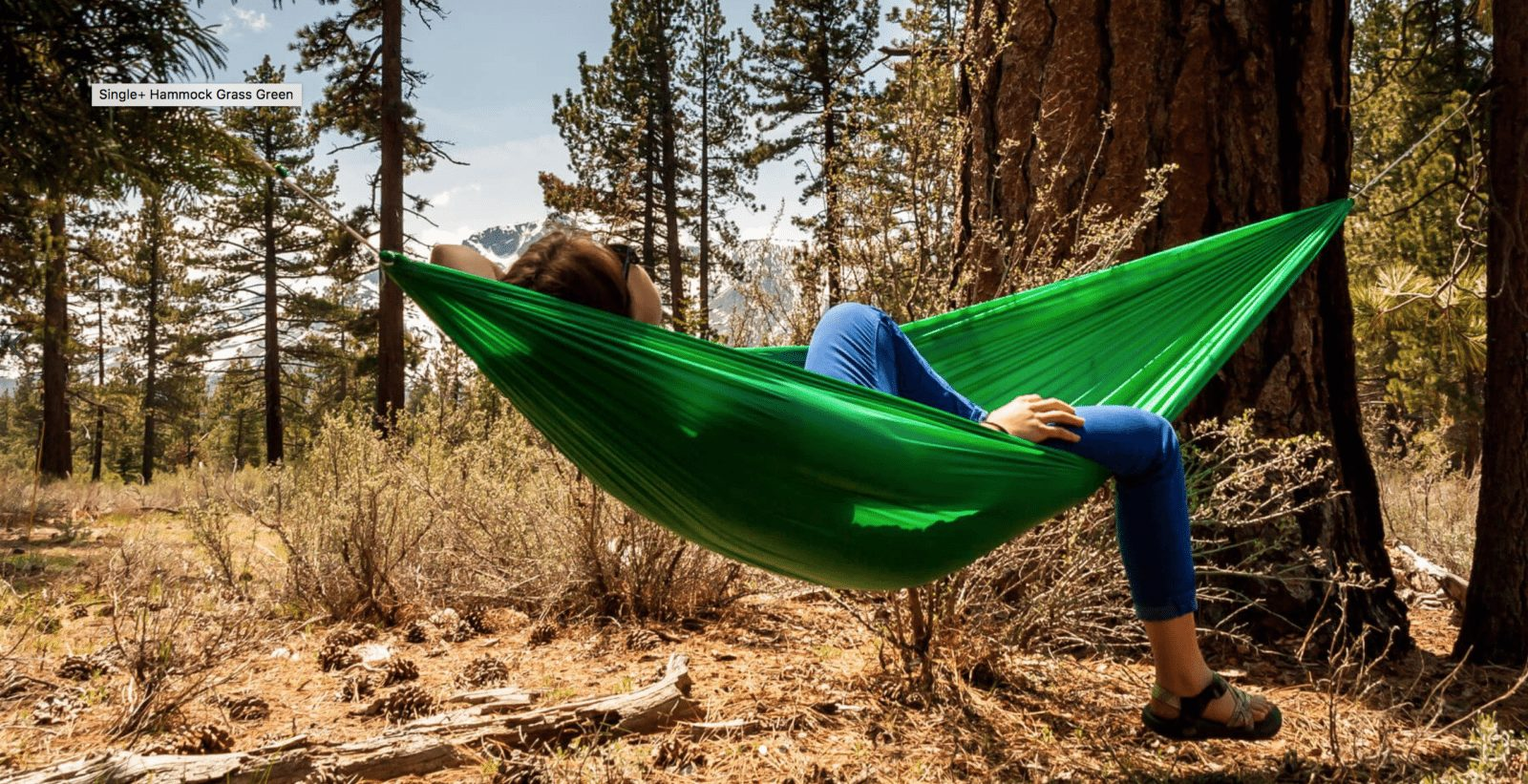 weighing 30  less than any other hammock on the market the hummingbird hammocks ultralight single plus hammock can fit in the palm of your hand when it     56 awesome gifts for travelers  rh   the cheekytraveler