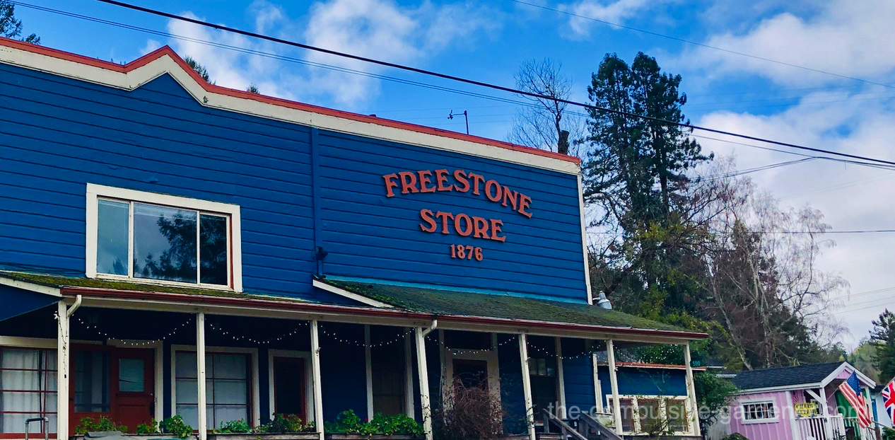 The vintage Freestone Store