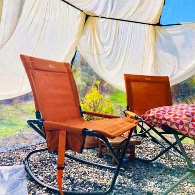 Inside the sunbubble -- a garden sanctuary for meditation and garden breaks