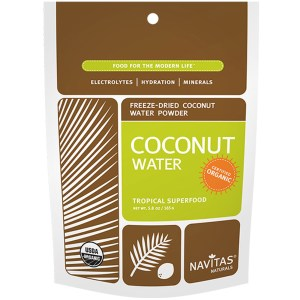 Navitas Organics Organic Coconut Water Freeze-Dried Powder