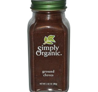 Simply Organic, Ground Cloves