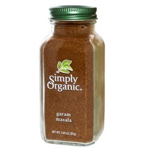Simply Organic, Garam Masala