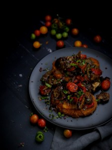 Caramelised Sumac Vegetables