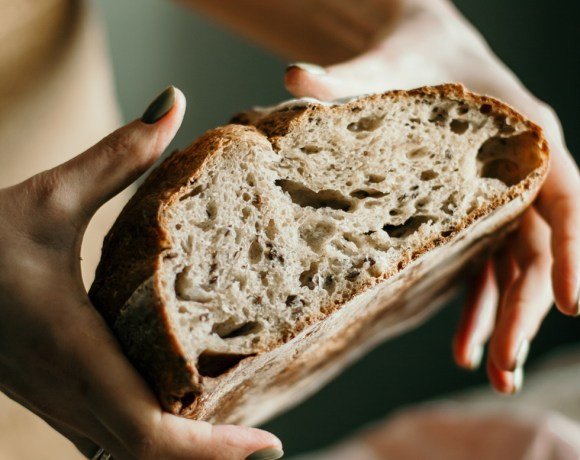 The Personalized Diet Sourdough Bread Image by Marta Dzedyshko from Pexels
