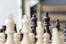 playing chess for sharp mind