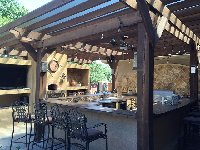 how much does an outdoor kitchen cost cabinets rta great ideas with the most affordable