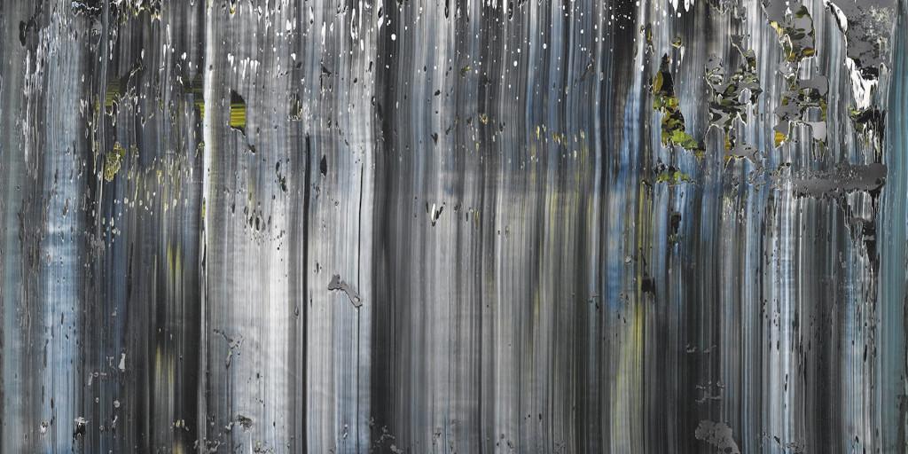 Gerhard Richter, Rain 2, 1988