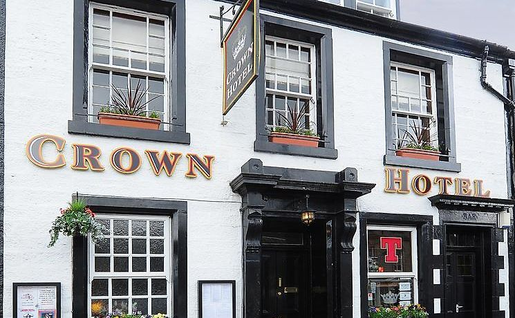 The Crown Hotel Callander United Kingdom Rates From 127