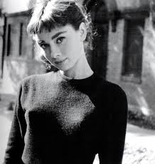 Audrey Hepburn | inspiration via The Curious Button