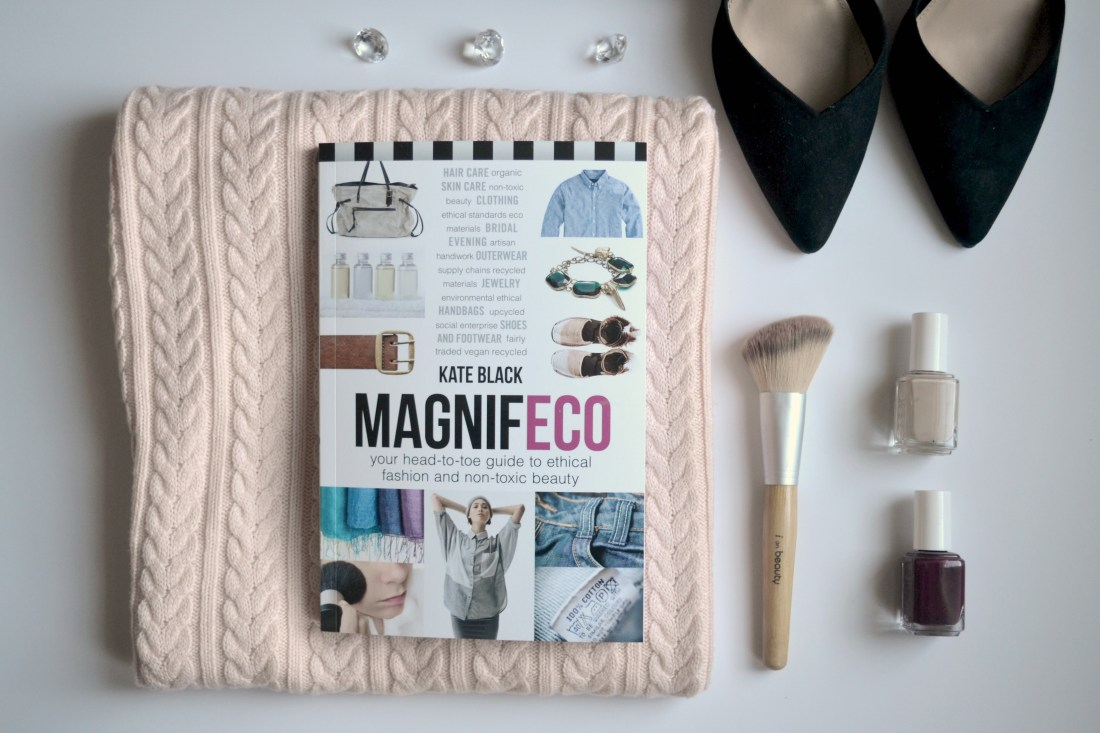 Magnifeco - Kate Black - make-up - beauty - cosmetics | via The Curious Button Blog