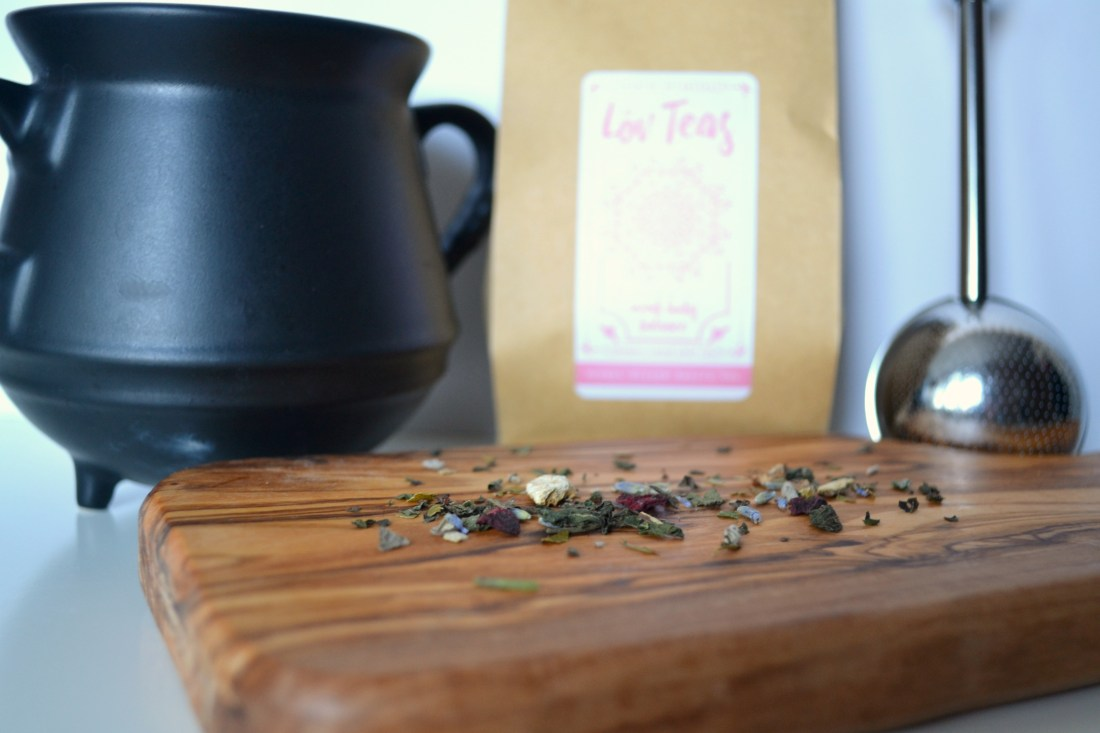 Lov Teas Review | Certified Organic Tea | The Curious Button