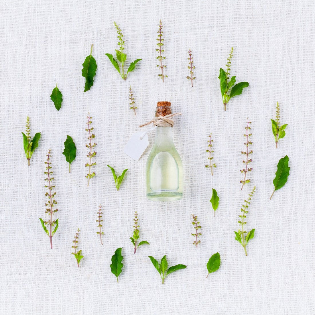 A Minimalist's Guide to Simple, Natural Beauty | The Curious Button blog | Uses of essential oils for hair, body and face.