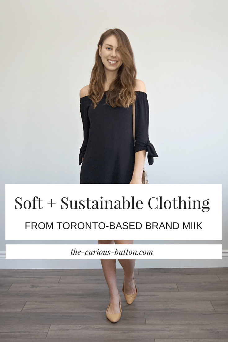 Sustainable Clothing from Miik | The Curious Button