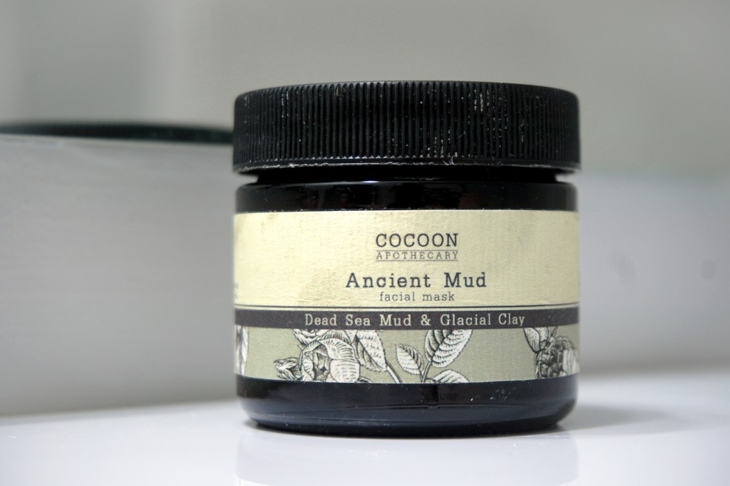 My Wedding Skincare Routine - Cocoon Apothecary Ancient Mud Mask | The Curious Button