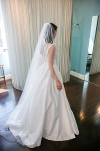 Where and How I Found My Dream Ethical Wedding Dress (+ How You Can, Too) | The Curious Button