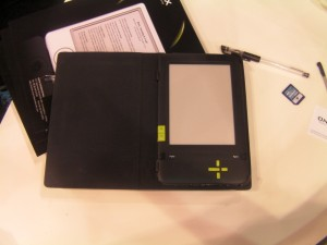 BEA 2010: Onyx e-Reading Hardware Uncategorized