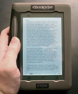 Does Fictionwise still support the Ebookwise 1150? Rumors