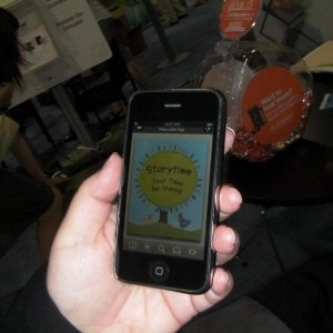 Blio: iPhone app (video) e-Reading Software